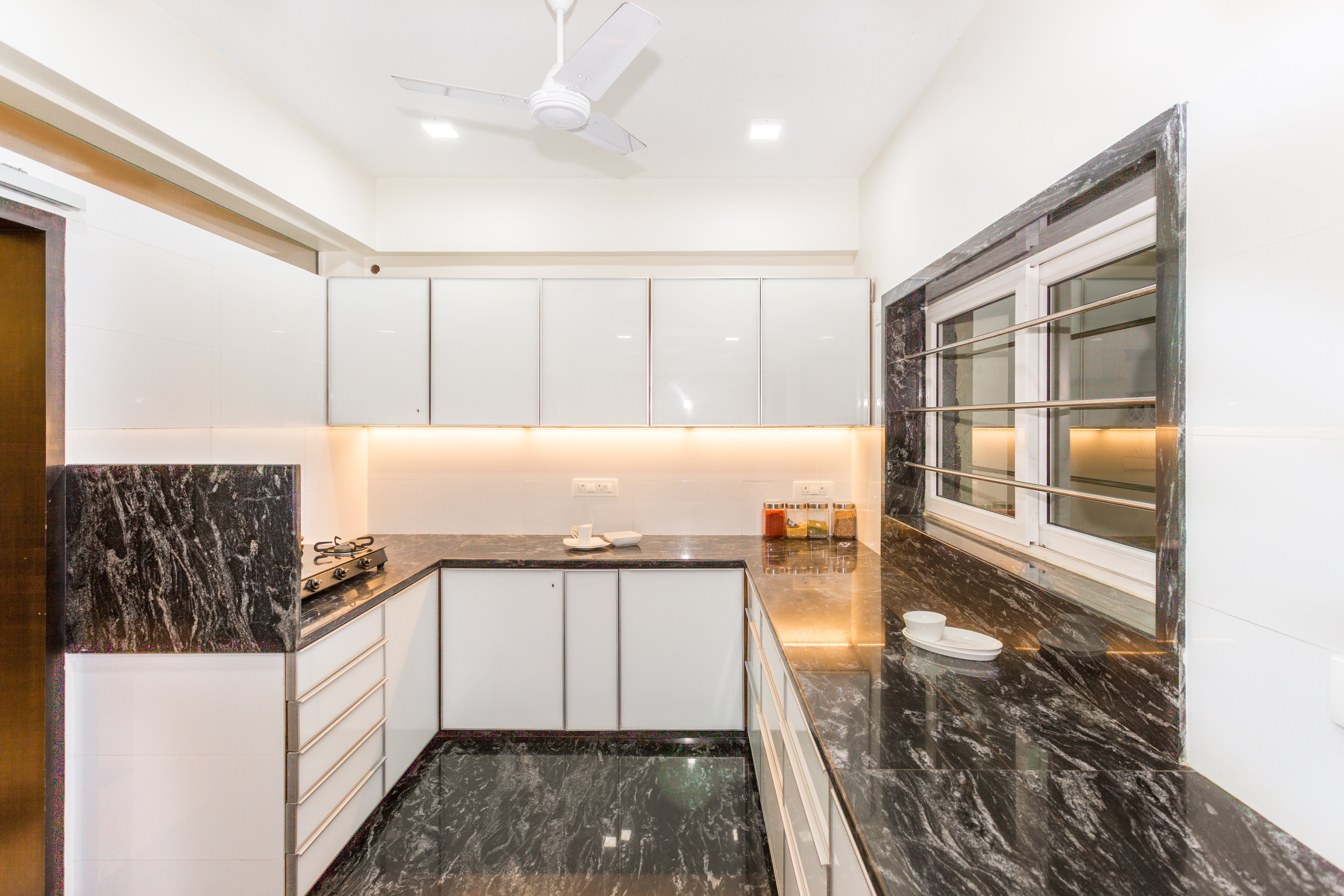 Kitchen View - Architects in Bangalore