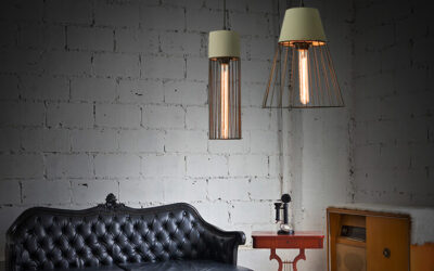 Different kinds of lighting to improve the mood of the room