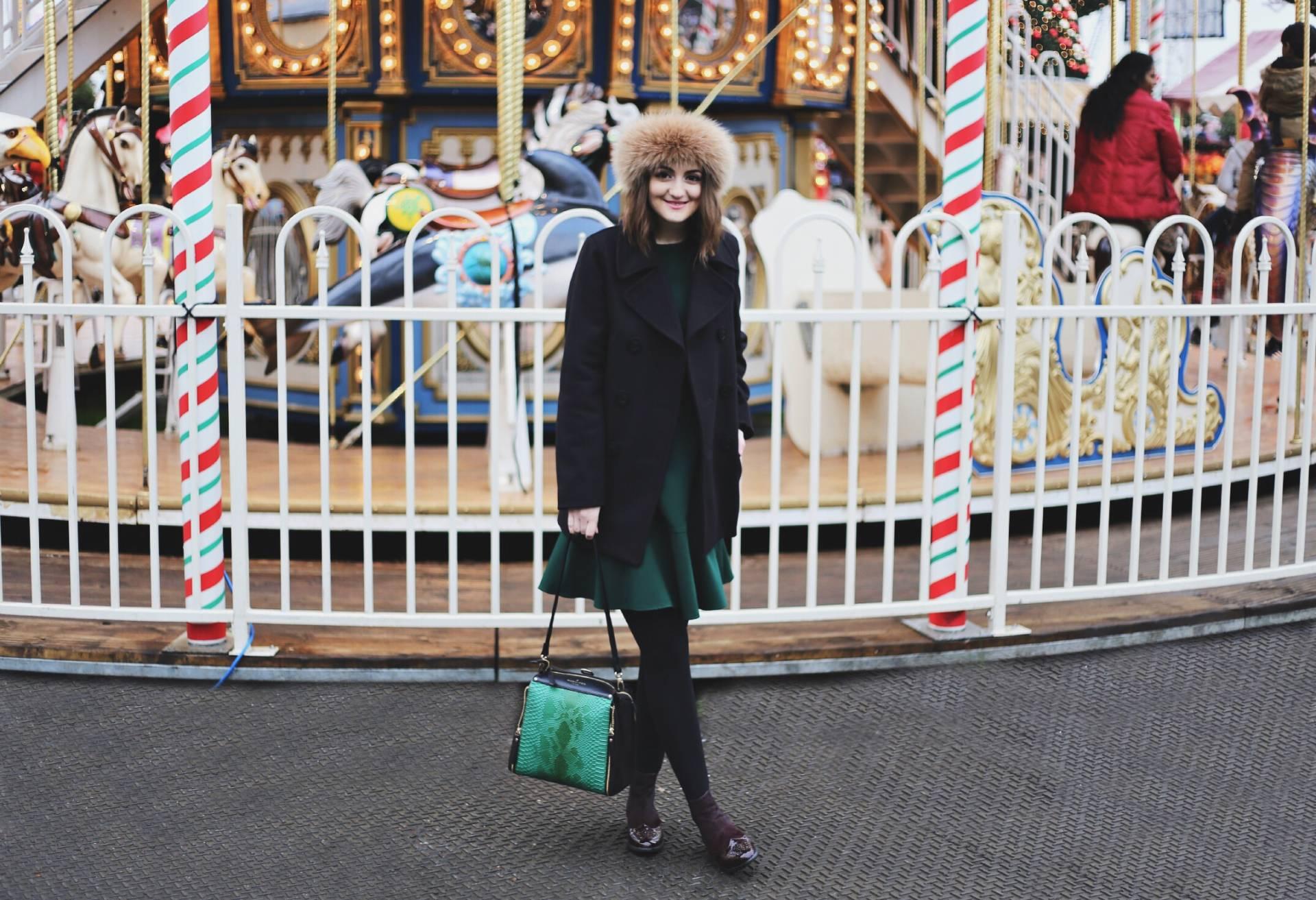 What to wear to Winter Wonderland