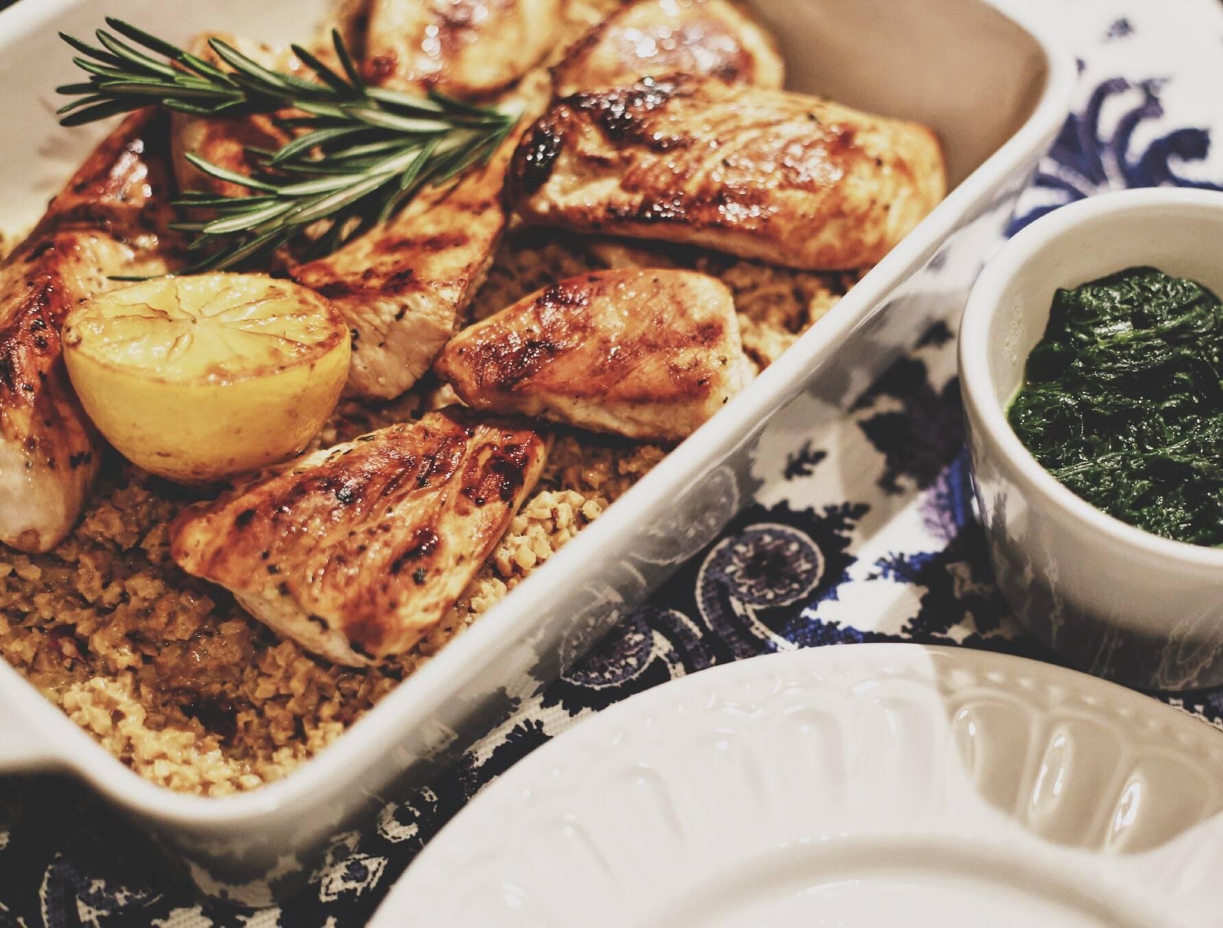 Eat healthy with Cauli Rice