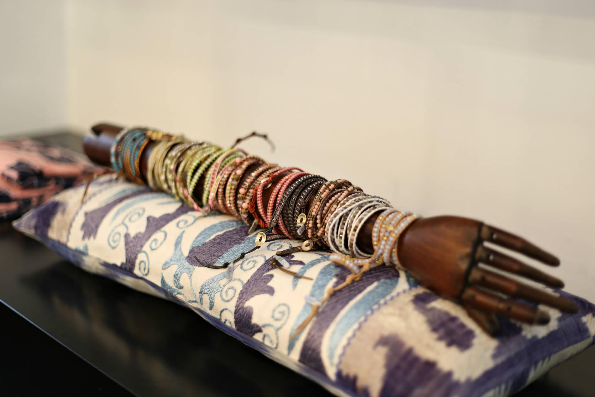 connaught villagesummer festival kokoro bracelets