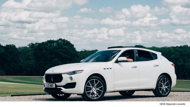 Polo masterclass with Maserati & La Cortina