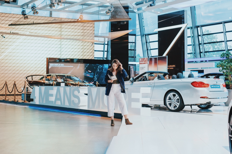 BMW Series 4 Convertible - Launeden