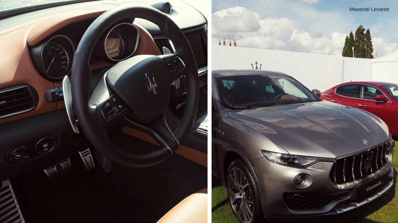 Salon Prive with Maserati - Launeden