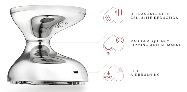 Goodbye cellulite - testing the new Assome! Ultrasonic Massager - Launeden