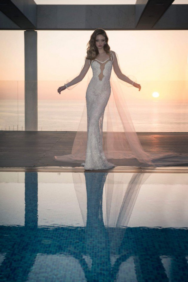 Dany Mizrachi Summer bridal gowns collection