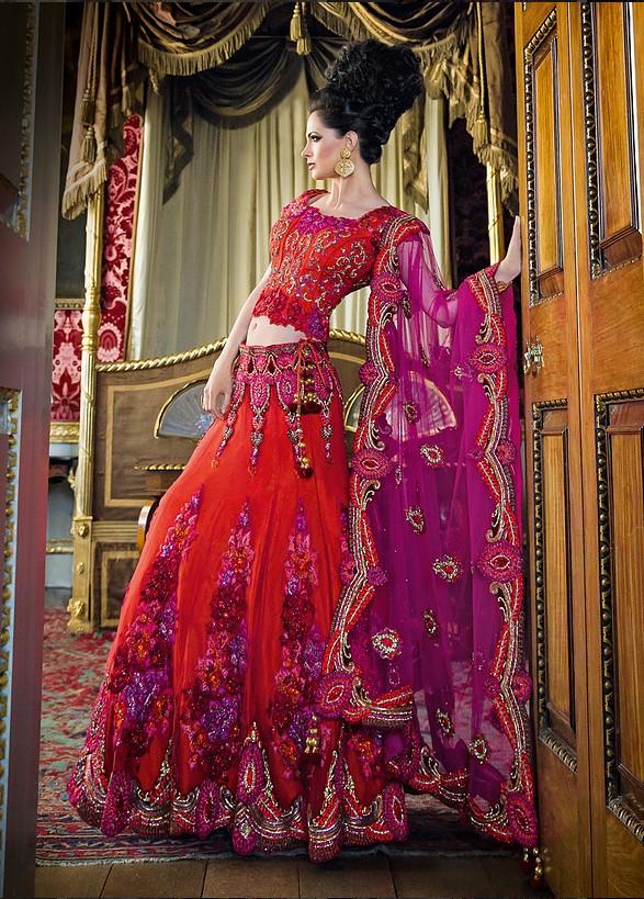 Mongas traditional bridal dresses