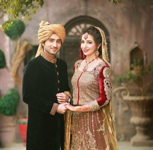Pakistani Wedding Dresses For Summer Season Weddings