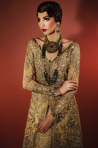 Teena Durrani Spring Summer Bridal Party Wear
