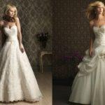 Beautiful Sweetheart Neckline Wedding Dresses For Summer