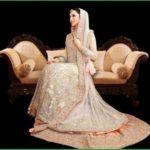 Bridal walima dress designs