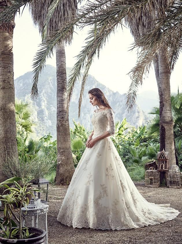 Eddy K Dreams Summer Bridal Collection