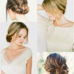 Summer bridal hairstyles
