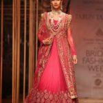 Bridal sharara party wear dress