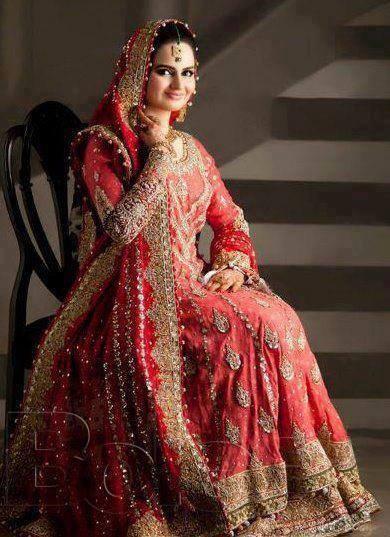 Bridal Shara Party Wear Dress