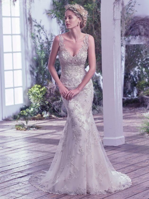 Maggie Sottero Lisette Bridal Summer Wear