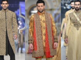 HSY Men Wedding Sherwani Designs 2016