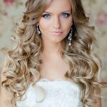 Curly Hairstyles For Wedding For Every Season