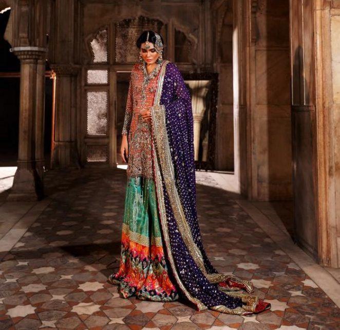 Annus Abrar Shehnaai Bridal Collection 2018