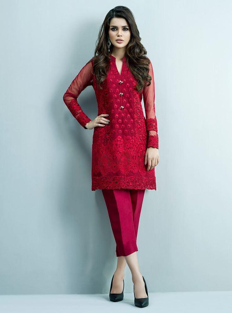 Zainab Chottani Casual Pret Luxury Collection 2018