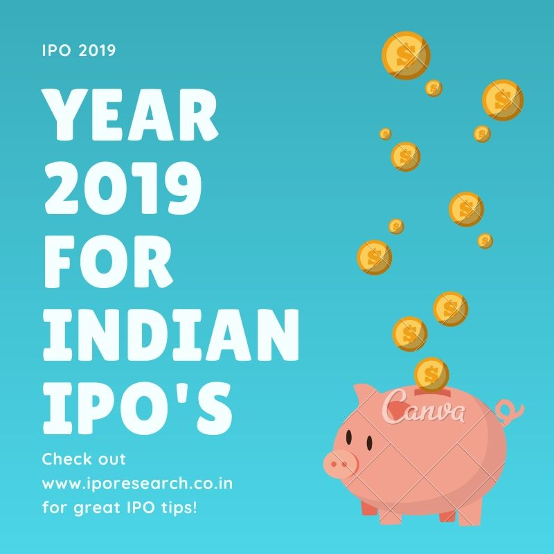IPO 2019