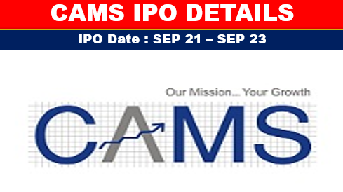 CAMS IPO Detail