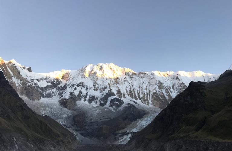 Annapurna Base Camp Lunar