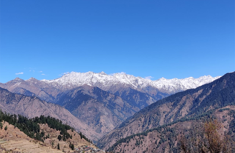 Great Himalayan National Park Traverse
