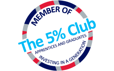 ARK Alarm Response & Keyholding commits to 'earn and learn' by joining The 5% Club