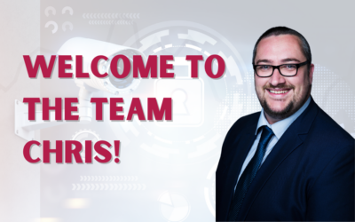 Welcome to APG Chris Coughlin!