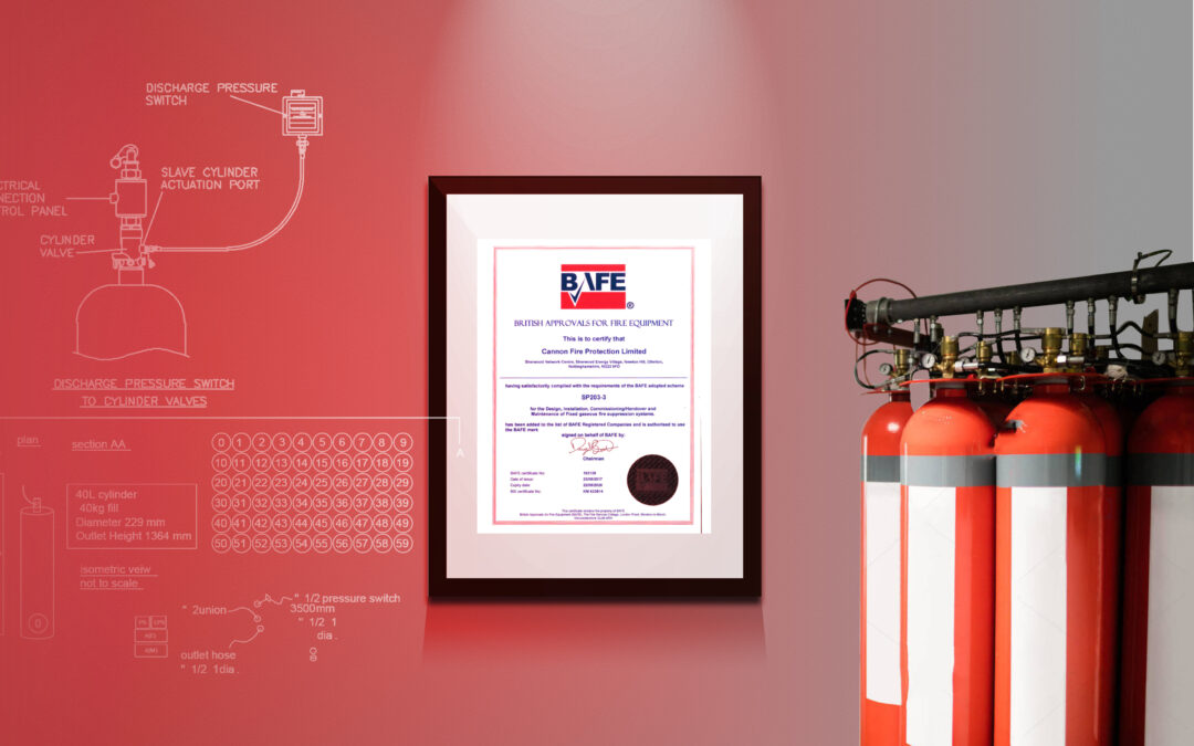 Cannon Fire Protection Pass Annual BAFE Audit