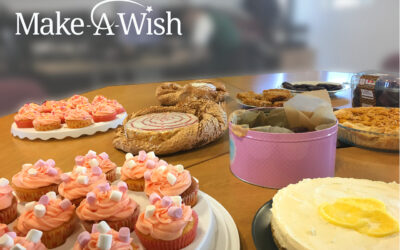 Super Sweet Charity Bake Sale!