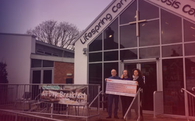 Memory Cafe (Ollerton) Donation
