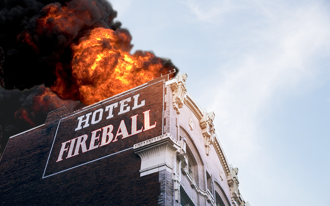 Hotels must take Fire Safety seriously