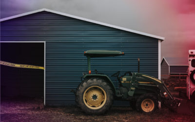 Rural crime costs £44.5 million