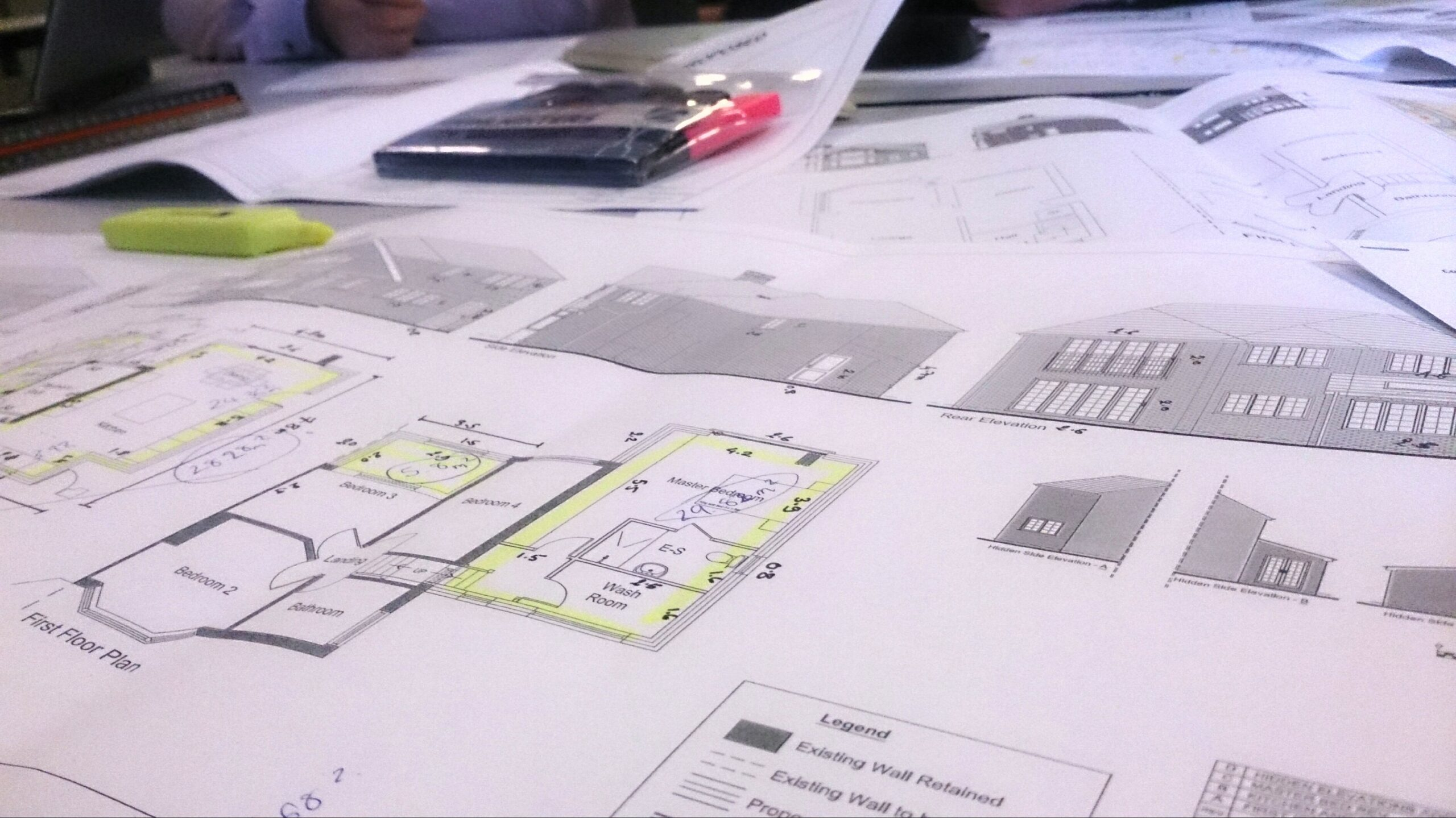 Technical Competencies: Building Surveying