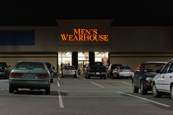 US menswear retailer Tailored Brands, the owner of Men's Wearhouse, emerges from bankruptcy