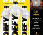 CBD beverage maker DEFY launches alkaline water product