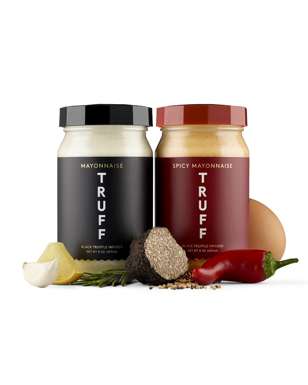Truffle brand TRUFF launches TRUFF Mayonnaise in US