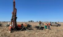 Krakatoa Resources begins drilling at the Rand Gold Project