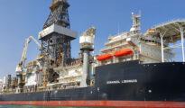 The Seadrill-managed Sonangol Libongos drill ship was used for making the Cuica oil discovery in Block 15/06, Angola