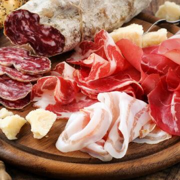 Air-dried Ham