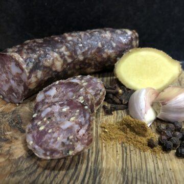 Spiced salami