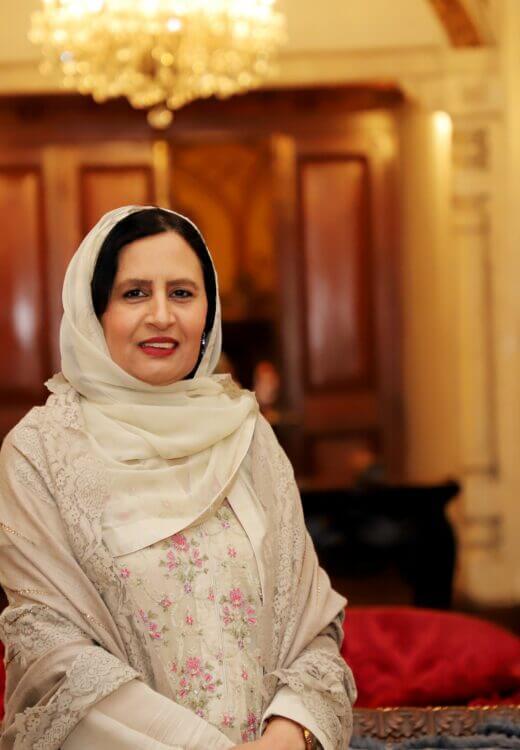 Perveen Sarwar
