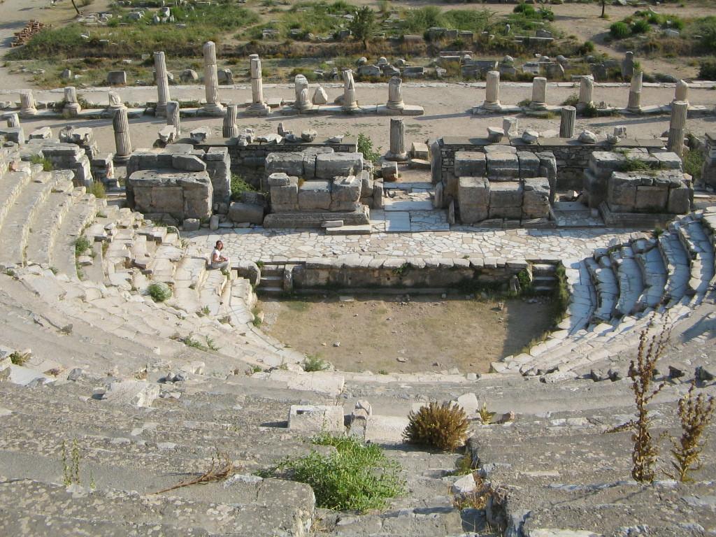 Efeso, Turchia, 2005