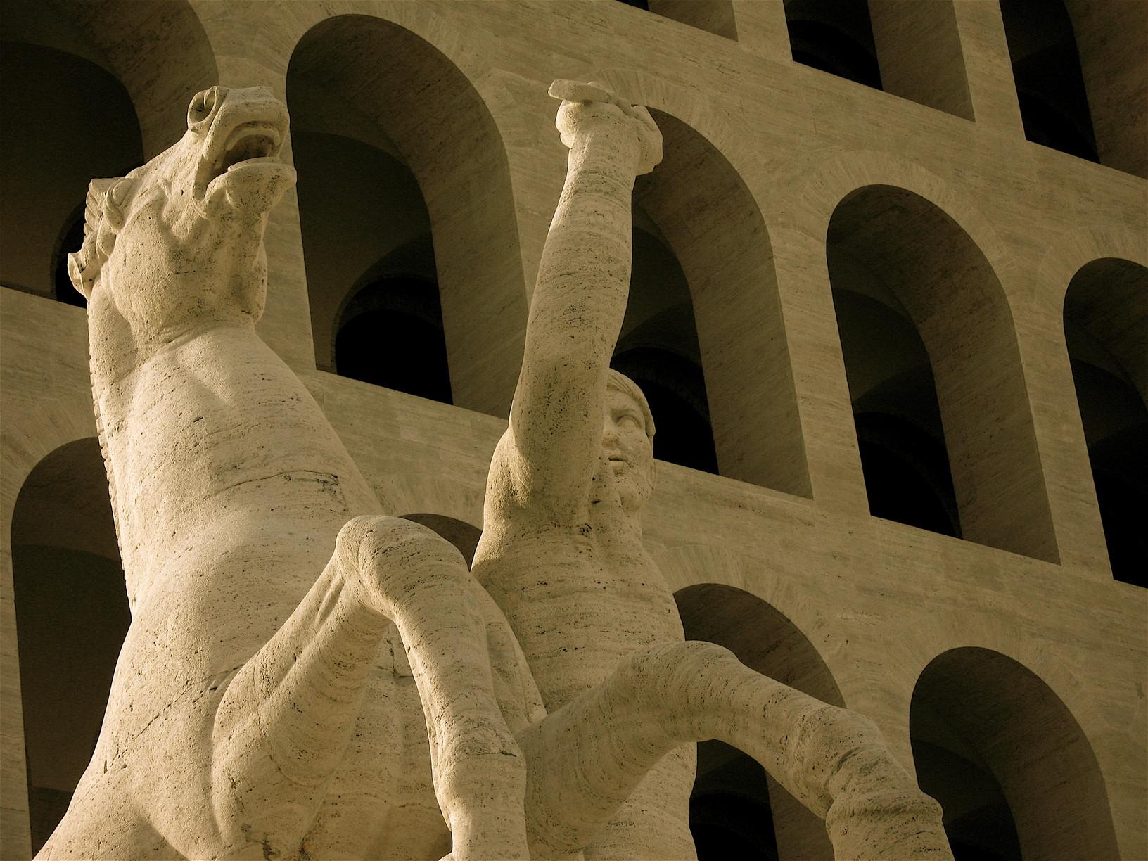 Roma, Palazzo della Civiltà del Lavoro
