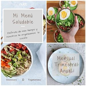 Mi menu saludable banner