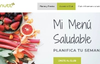 Mi menu saludable Nutt