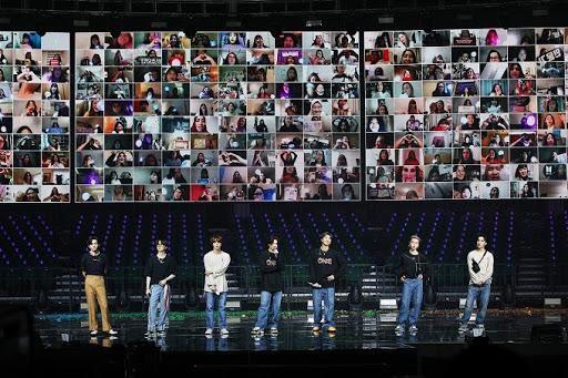 คอนเสิร์ตออนไลน์ อีกก้าวแห่งความสำเร็จของวงการเพลง