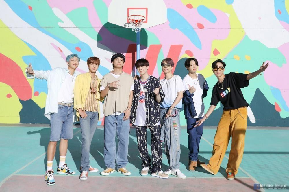 BTS ตำนาน k-pop ไล่ทุบสถิติตัวเองต้อนรับปีใหม่ 2021